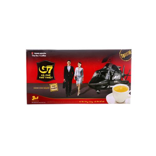 Cà phê sữa hoà tan g7 3 trong 1 hộp 336g - 21 gói x 16g - 19662160 , 24775089 , 15_24775089 , 62000 , Ca-phe-sua-hoa-tan-g7-3-trong-1-hop-336g-21-goi-x-16g-15_24775089 , sendo.vn , Cà phê sữa hoà tan g7 3 trong 1 hộp 336g - 21 gói x 16g