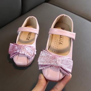 Giày búp bê cho bé, giày cho bé hình nơ, giày bệt cho bé 21193 - 21193 thumbnail