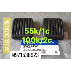 Cao su đệm chân côn Phanh chính hãng KIA HUYNDAI 3282524000