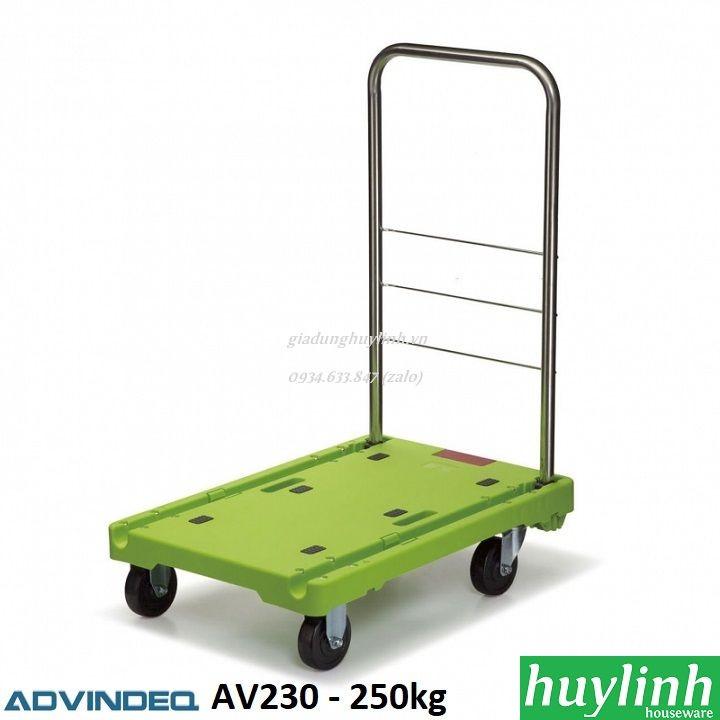 Xe đẩy hàng gấp gọn Advindeq AV230 - 250kg - Advindeq AV230