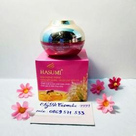kem dưỡng trắng da giảm nếp nhăn Hasumi 40 g - Hasumi 40g hồng-0