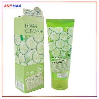 Sữa rửa mặt Dưa Leo Hàn Quốc Dabo Foam Cleanser 180ml - SRMDL180 thumbnail