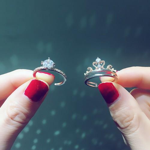 Bộ 2 nhẫn bạc cao cấp ghép hình vương miện, nhân nữ vương miện mẫu 2 - 19657082 , 24768938 , 15_24768938 , 99000 , Bo-2-nhan-bac-cao-cap-ghep-hinh-vuong-mien-nhan-nu-vuong-mien-mau-2-15_24768938 , sendo.vn , Bộ 2 nhẫn bạc cao cấp ghép hình vương miện, nhân nữ vương miện mẫu 2