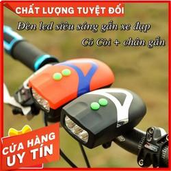 Đèn còi xe đạp