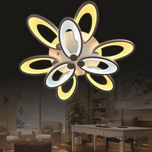 Đèn ốp trần mẫu đèn led áp trần cho khách sạn nhà hàng