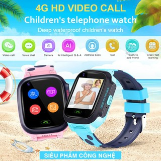Đồng hồ Định vị Video Call 4G - Wifi - GPS - Y95 - Y95 thumbnail