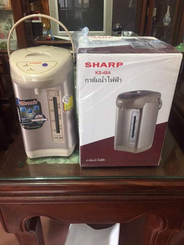 bình thủy điện phích điện sharp 4.8L KS 48A 750W
