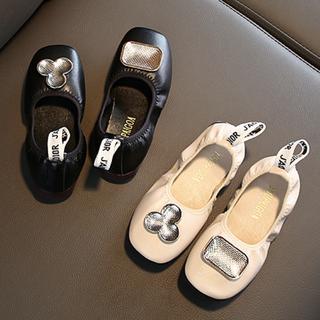 Giày búp bê cho bé, giày cho bé hình nơ, giày bệt cho bé 21194 - 21194 thumbnail
