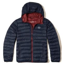 Áo phao nam jacket siêu cao cấp 2 lớp áo khoác AF áo khoác aber nam áo khoác nam