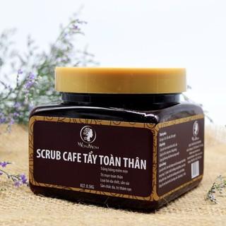 Scrub cà phê tẩy toàn thân Wonmom - Scrub cà phê tẩy toàn thân thumbnail
