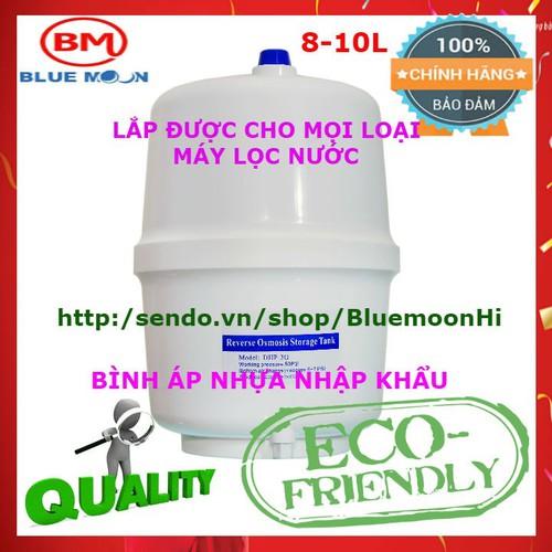 Bình áp nhựa dành cho máy lọc nước ro - 3.0g tank nhập khẩu | dung tích 8-10l - 19679879 , 24797559 , 15_24797559 , 245000 , Binh-ap-nhua-danh-cho-may-loc-nuoc-ro-3.0g-tank-nhap-khau-dung-tich-8-10l-15_24797559 , sendo.vn , Bình áp nhựa dành cho máy lọc nước ro - 3.0g tank nhập khẩu | dung tích 8-10l