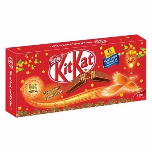 Kẹo socola kitkat 7thanh 119g - 19681302 , 24799168 , 15_24799168 , 32000 , Keo-socola-kitkat-7thanh-119g-15_24799168 , sendo.vn , Kẹo socola kitkat 7thanh 119g