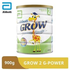Sữa bột Abbott Grow 2 900g - Abbott Grow 2 900g