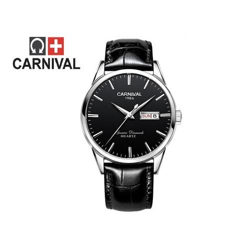 Đồng hồ nam carnival genuine diamonds g64601.202.032 chính hãng - 19681608 , 24799510 , 15_24799510 , 2400000 , Dong-ho-nam-carnival-genuine-diamonds-g64601.202.032-chinh-hang-15_24799510 , sendo.vn , Đồng hồ nam carnival genuine diamonds g64601.202.032 chính hãng