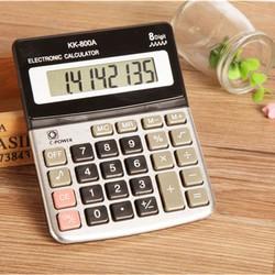 Máy tính tiền để bàn, bỏ túi 8 số to dễ nhìn, dễ bấm
