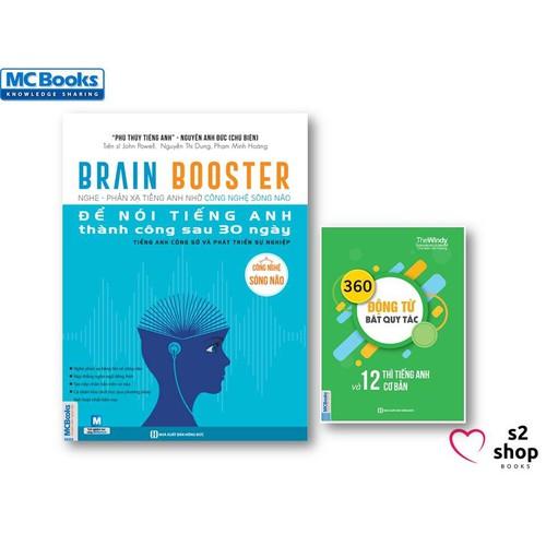 Brain booster 2 nghe – phản xạ tiếng anh nhờ công nghệ sóng não
