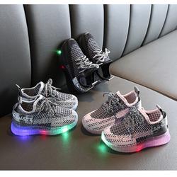 [NHẬP MÃ HL2207 GIẢM 15K]CHO ĐƠN HÀNG 59K-Giày thể thao ,giày sneaker thời trang, giày phát sáng cho bé 21117