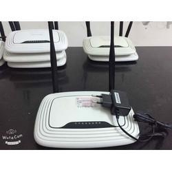 bộ phát Wifi TP link 2 râu 841N - wifi TP link 841N cũ