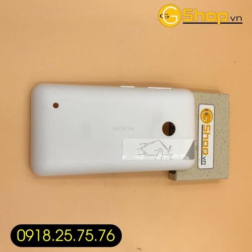 Nắp lưng điện thoại lumia 530 trắng