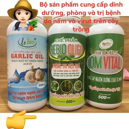 Bộ sản phẩm cung cấp dinh dưỡng chuyên sâu, phòng và điều trị các bệnh do nấm và vi-rut cho cây trồng - 19214309 , 24822162 , 15_24822162 , 740000 , Bo-san-pham-cung-cap-dinh-duong-chuyen-sau-phong-va-dieu-tri-cac-benh-do-nam-va-vi-rut-cho-cay-trong-15_24822162 , sendo.vn , Bộ sản phẩm cung cấp dinh dưỡng chuyên sâu, phòng và điều trị các bệnh do nấm v