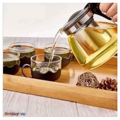 Bộ ấm đun và pha bình trà - 19684757 , 24803265 , 15_24803265 , 199000 , Bo-am-dun-va-pha-binh-tra-15_24803265 , sendo.vn , Bộ ấm đun và pha bình trà