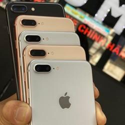 điện thoại iphone 8+ bản 256G-64G quốc tế chính hãng,fullbox,bảo hành 6 tháng