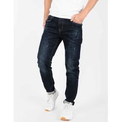 Quần  jean nam quần dài jeans nam ôm giản body  (FREESHIP)