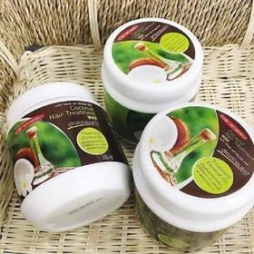 Kem ủ tóc dừa non chăm sóc tóc khô sơ - Dầu Ủ tóc dừa non