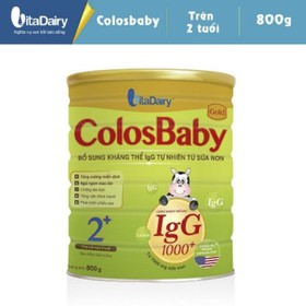 Sữa bột COLOSBABY GOLD 2 800G - COLOSBABY GOLD 2+ 800G