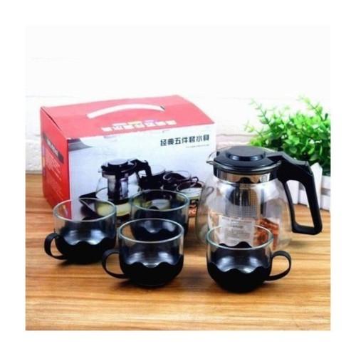 Bộ ấm đun và pha bình trà - 19684756 , 24803264 , 15_24803264 , 199000 , Bo-am-dun-va-pha-binh-tra-15_24803264 , sendo.vn , Bộ ấm đun và pha bình trà