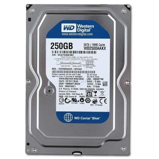 Ổ cứng HDD 250GB - Ổ cứng 250GB thumbnail