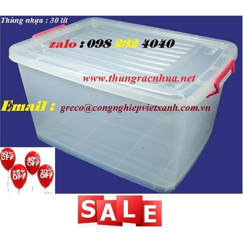 Lô 10 thùng nhựa trong 30 lít có bánh xe - 19705322 , 24829177 , 15_24829177 , 1100000 , Lo-10-thung-nhua-trong-30-lit-co-banh-xe-15_24829177 , sendo.vn , Lô 10 thùng nhựa trong 30 lít có bánh xe