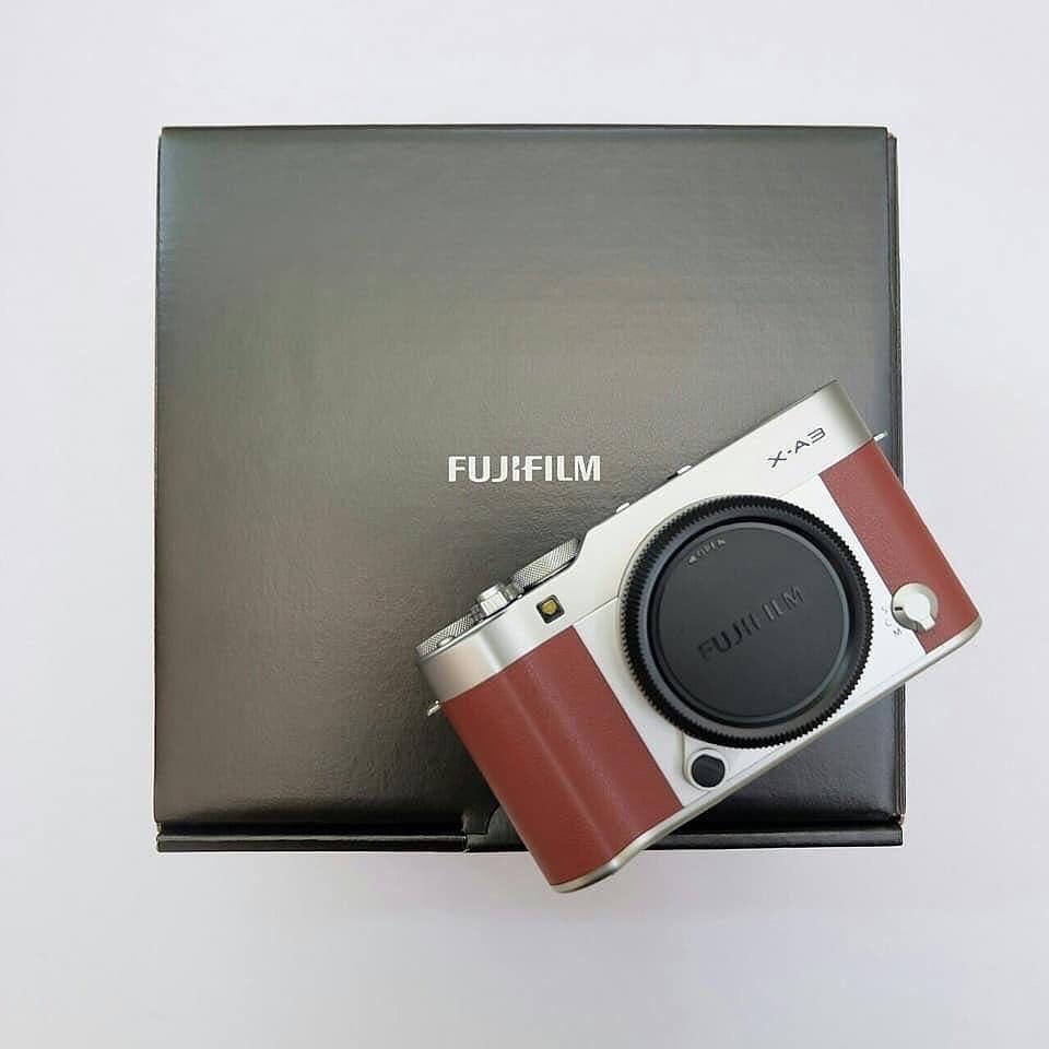 Máy ảnh Fujifilm X-A3 + kit 16-50mm F3.5 - 5.6 OIS II