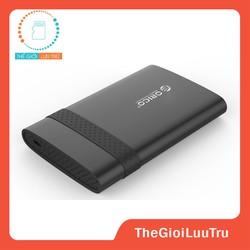 Hộp đựng ổ cứng 2.5 inch HDD box HDD Orico 2538C3 TypeC ra USB 3.1