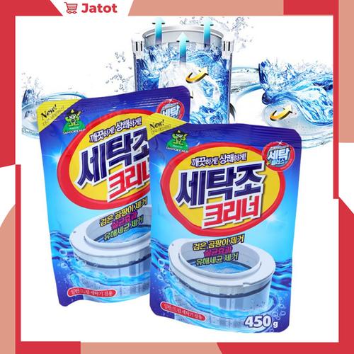 Bộ 2 túi bột vệ sinh lồng máy giặt hàn quốc - 19717505 , 24843334 , 15_24843334 , 85000 , Bo-2-tui-bot-ve-sinh-long-may-giat-han-quoc-15_24843334 , sendo.vn , Bộ 2 túi bột vệ sinh lồng máy giặt hàn quốc