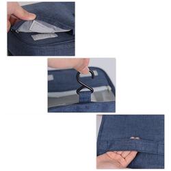 Túi du lịch vải bố chống thấm đựng đồ dùng vệ sinh cá nhân mang du lich công tác Hono WeFight [ĐƯỢC KIỂM HÀNG] 24842595