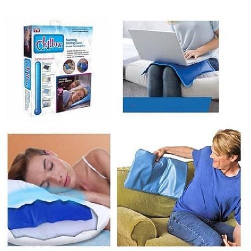Gối nước chống nóng chillow pillow