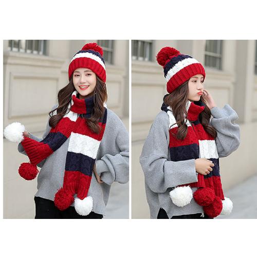 Bộ mũ len nữ kèm khăn và găng tay phong cách hàn, mũ len nữ cao cấp, sét nón len nữ - 19711552 , 24836414 , 15_24836414 , 355000 , Bo-mu-len-nu-kem-khan-va-gang-tay-phong-cach-han-mu-len-nu-cao-cap-set-non-len-nu-15_24836414 , sendo.vn , Bộ mũ len nữ kèm khăn và găng tay phong cách hàn, mũ len nữ cao cấp, sét nón len nữ