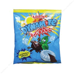 Kẹo Dynamite BigBang hương bạc hà nhân socala gói 60g - combo 2