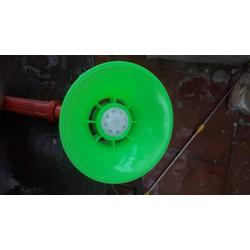 1 Roa phu tưới cho máy bơm MIni tiện lợi có 3 chế độ điều chỉnh chế độ phun nước