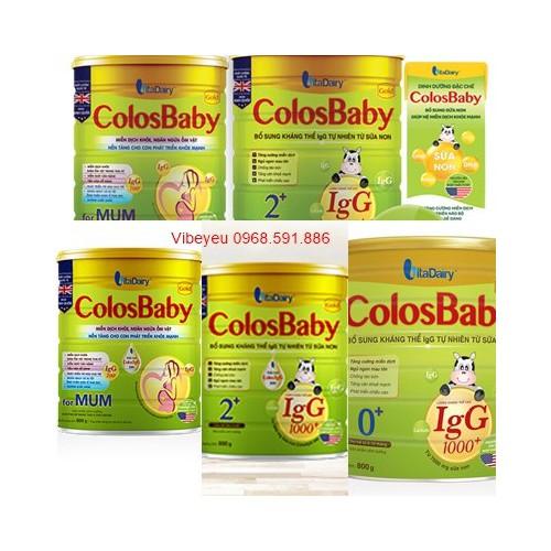 [Cho xem hàng] sữa bột colosbaby gold 0+ 800g 1000lgg - sb-colosbaby-0-800g - 19745392 , 24878806 , 15_24878806 , 542000 , Cho-xem-hang-sua-bot-colosbaby-gold-0-800g-1000lgg-sb-colosbaby-0-800g-15_24878806 , sendo.vn , [Cho xem hàng] sữa bột colosbaby gold 0+ 800g 1000lgg - sb-colosbaby-0-800g