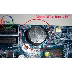 PIN CMOS MÁY TÍNH ĐỂ BÀN - PC, Pin CMOS LAPTOP CR2032 Pin C-Mos