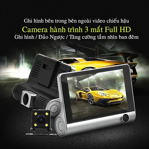 [ công nghệ ] camera hành trình ô tô 3 mắt camera, màn hình 4 inh full hd 1080, camera xe hơi , camera hành trình otofun , camera hành trình nhật bản 2 cam trước sau cho ô tô - hình ảnh chân thực chuy - 19726889 , 24855527 , 15_24855527 , 500000 , -cong-nghe-camera-hanh-trinh-o-to-3-mat-camera-man-hinh-4-inh-full-hd-1080-camera-xe-hoi-camera-hanh-trinh-otofun-camera-hanh-trinh-nhat-ban-2-cam-truoc-sau-cho-o-to-hinh-anh-chan-thuc-chuyen-dong-sieu-net