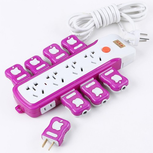 Ổ cắm điện amason thông minh đa năng chống giật 12 lỗ cắm- ổ cắm thông minh