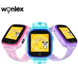 Đồng hồ định vị trẻ em Wonlex KT10 - hỗ trợ camera, gọi video call, kháng nước IP67