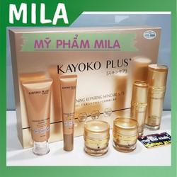 [SIÊU SALE] Mỹ phẩm cao cấp Kayoko Vàng Plus 6in1, dưỡng trắng da, làm mờ nám và tái tạo lại da, kem nám Nhật Bản, mỹ phẩm Kayoko.