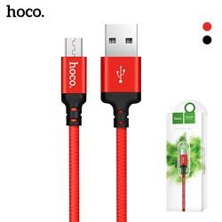 Cáp sạc Micro USB HOCO X14 loại tốt dài 1M - Tặng củ sạc Liteon