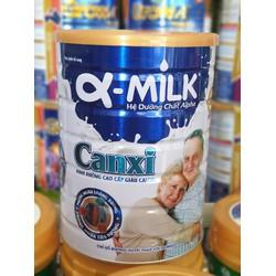 [GIÁ SỈ_Date 04/2022] Sữa Alpha Milk canxi cho ngưòi lớn