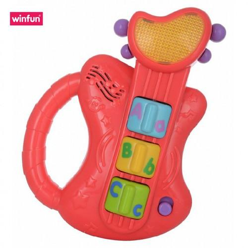 Đồ chơi đàn ghi ta winfun 0641 có đèn nhạc cho bé - hàng chính hãng - 19757601 , 24894119 , 15_24894119 , 129000 , Do-choi-dan-ghi-ta-winfun-0641-co-den-nhac-cho-be-hang-chinh-hang-15_24894119 , sendo.vn , Đồ chơi đàn ghi ta winfun 0641 có đèn nhạc cho bé - hàng chính hãng