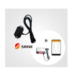 Module Bluetooth SRNE BT-2 kết nối dòng sạc MPPT MC series theo dõi qua Mobile
